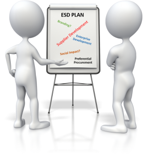 How is your ESD Plan aligned to your business objectives?