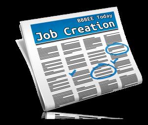 Job creation in Supplier Development