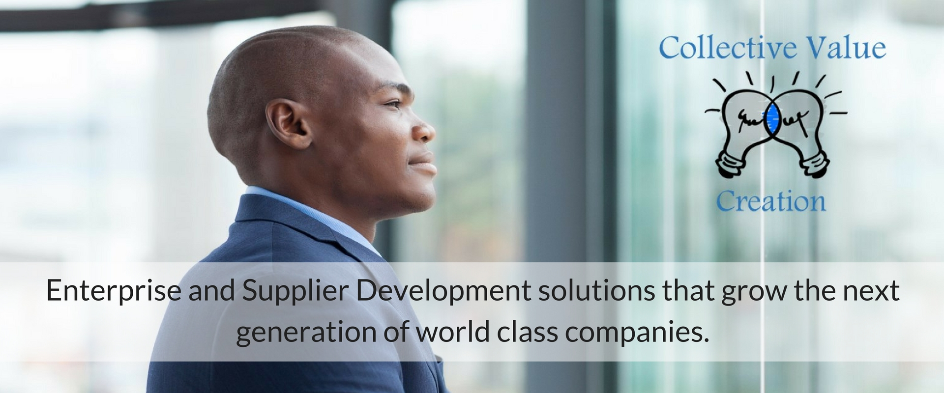 Enterprise and Supplier Development solutions that grow the next generation of world class companies.